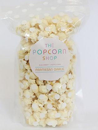 Parmesan Garlic Gourmet Popcorn