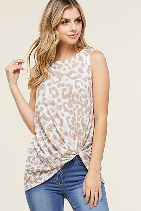 Knotted Leopard Tank