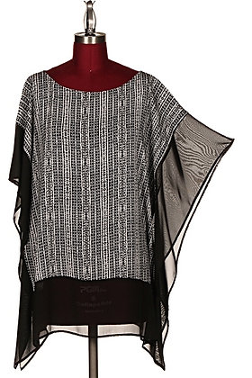 Kimono Sleeve Tunic, Curvy