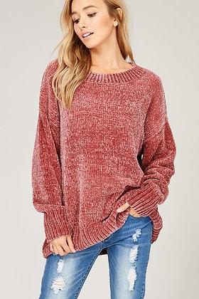 Velvet Cloud Sweater