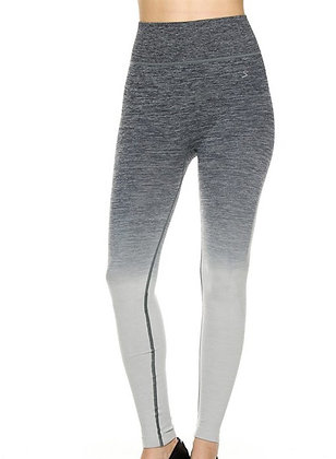 Seamless Ombre Active Wear Leggings