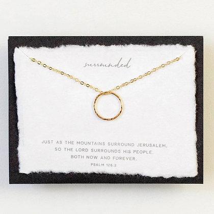 Surround Necklace