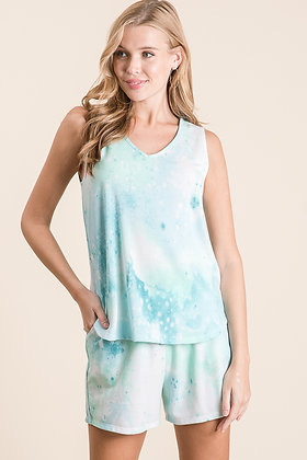 Cool and Comfy Tie Dye Set
