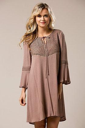 Crochet Envy Dress