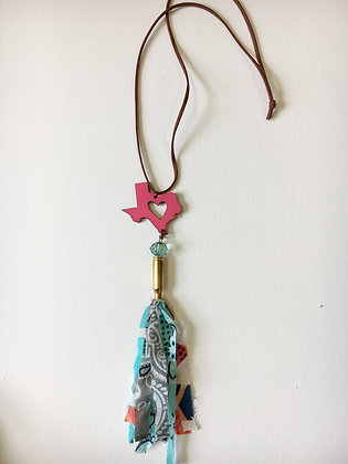 Texas Necklace