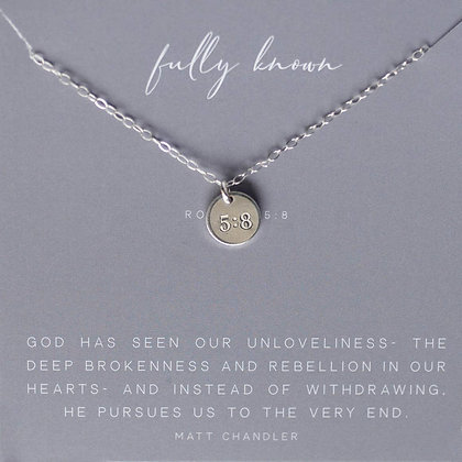 Fully Known Necklace