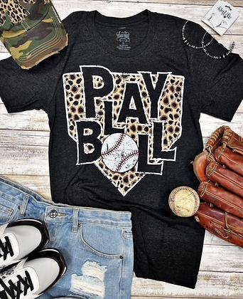 Play Ball Tee