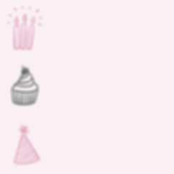 Copy of Birthday Doodles Email Newslette