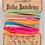 Thumbnail: Hot Pink Rainbow Boho Bandeau