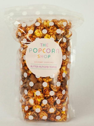 Butter Almond Toffee Gourmet Popcorn