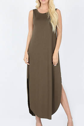 So Simple Maxi, Sleeveless