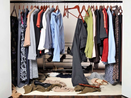 Things You Should Toss from Your Closet This Year