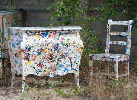 omaggio a J.Pollock