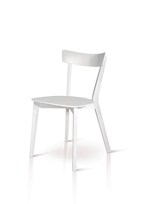 Sedia BOL bianca