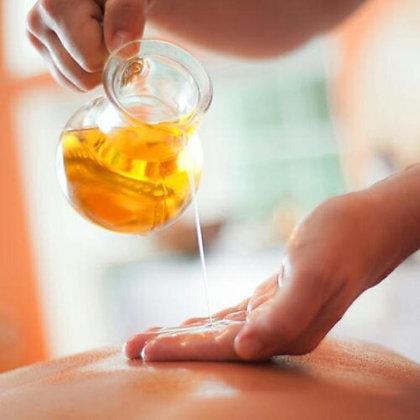 Medová detoxikační masáž - 50min.