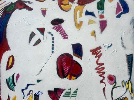 Proof of Unreason - paintings BY Julia Bry Schwab