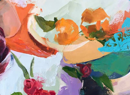 A Concurrence w/ Brightening AIR - the Art of Molly Mohseni