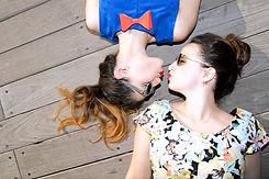Fast ein Kuss