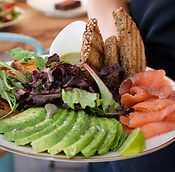 mafrens kitchen plate, comida saludable en madrid