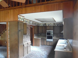 Kitchen Renovation (Before)