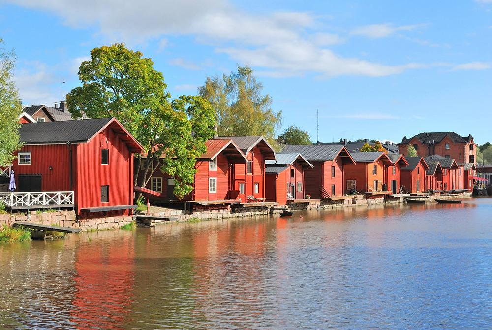 Peinture Nordic Rouge Uula Color