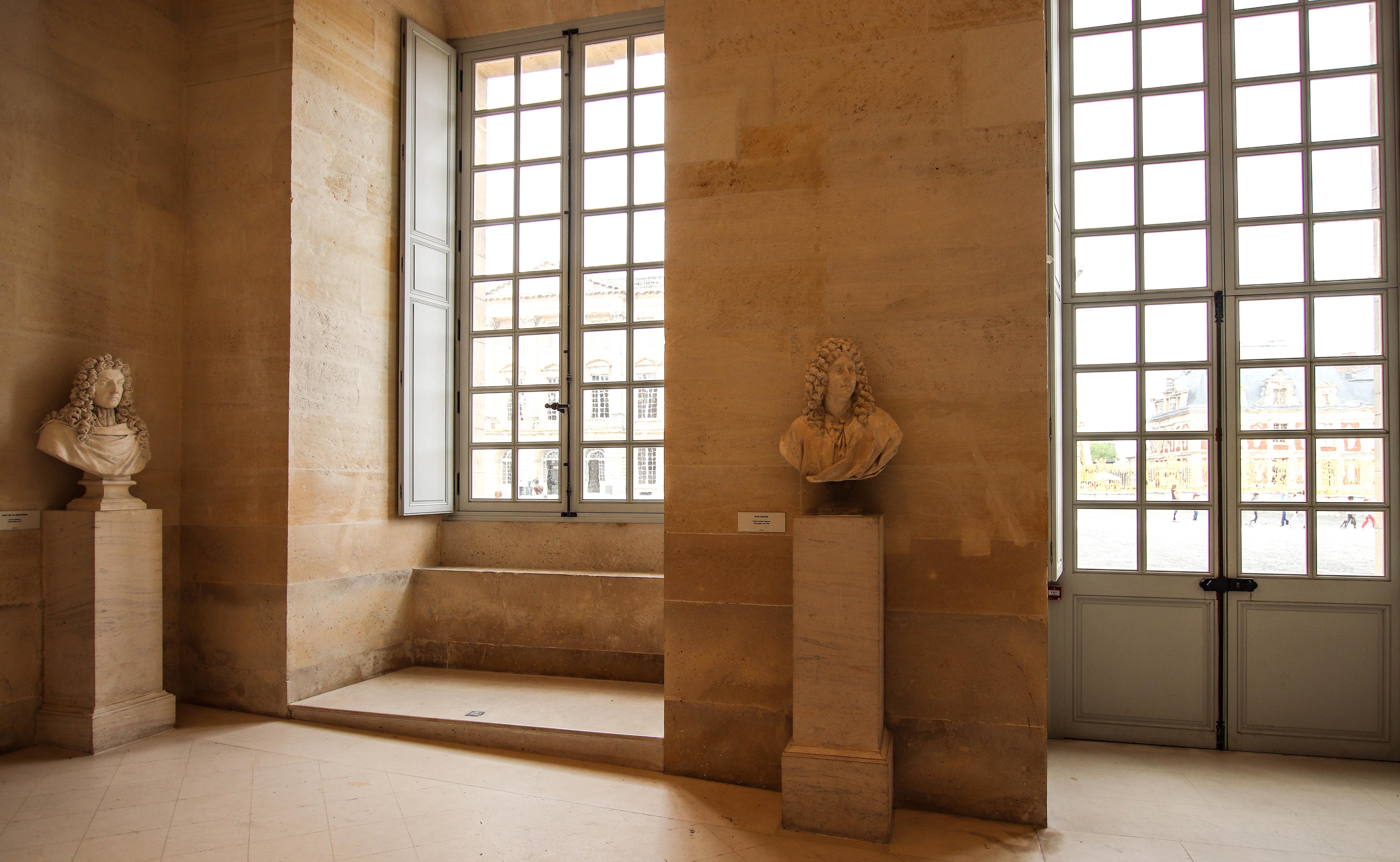 Versailles - Aile Dufour