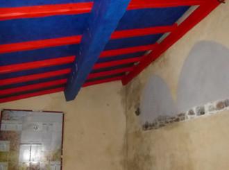 Restauration d'une chapelle du XIIè S