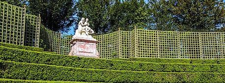 Jardin de Vesailles Atelier LCAC Monuments Historiques