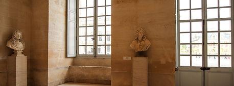 Aile Dufour Château de Versailles