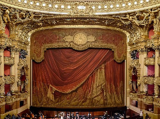 Restauration de l'Opéra Garnier
