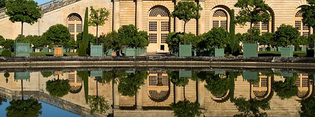 Bacs à Orangeais Jardins de Versailles