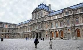 Le Louvre - Aile Sully