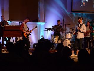Praise Report!  Jason Crabb Concert