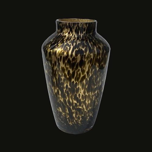 Hudson gold cheetah vaas