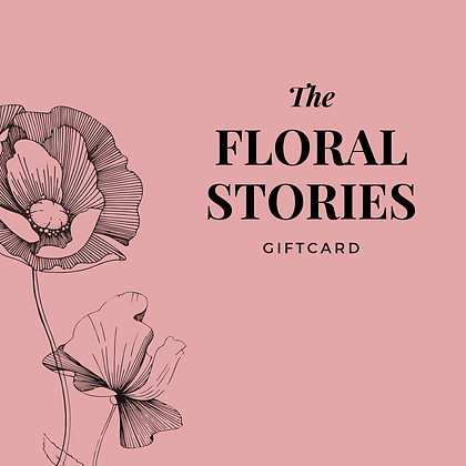 Floral Stories Giftcard