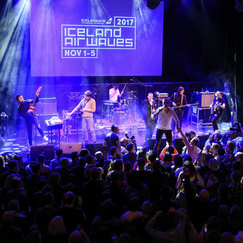 Iceland Airwaves offers a Small Slice of Midpoint in the North Atlantic