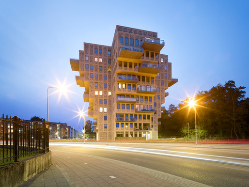 Architecture prize Hilversum