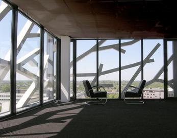 Zilverparkkade Inside