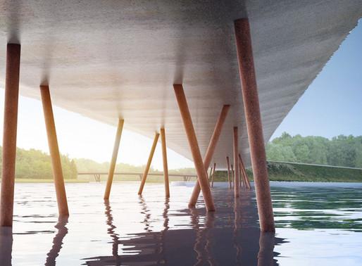 Winner tender Extended Weerwater Bridge, Almere