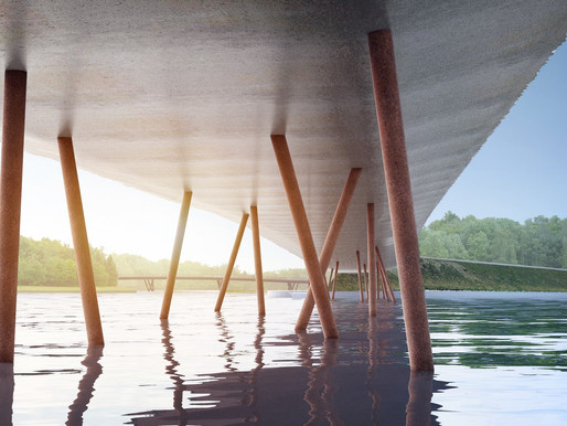Winner tender Extended Weerwater Bridge, Almere