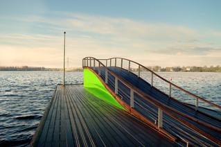 Pier Green Side