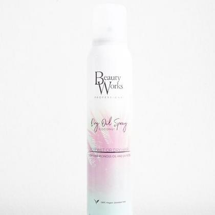 Beauty Works Dry Oil Spray 200ml