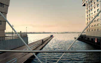 Pier from Bridge