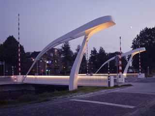 Assen Bridge side