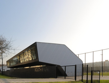 Sports Facility from Side