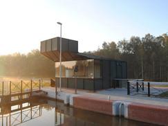Control house Koppelsluis