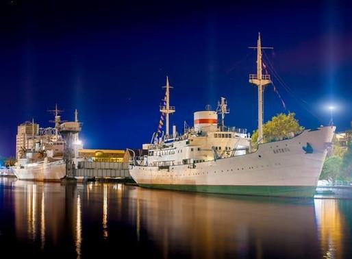 Jury Architecture Prize World Ocean Museum Kaliningrad