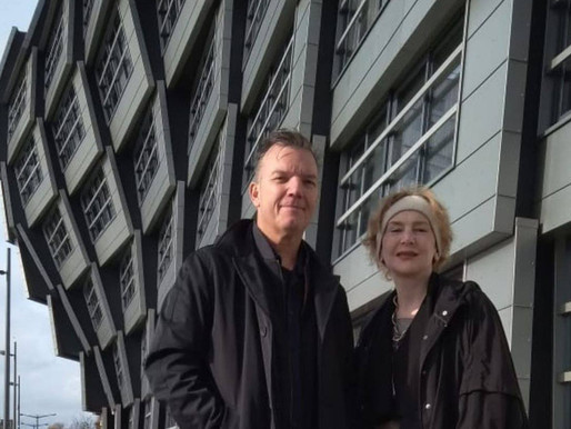 Documentaire over het werk van René van Zuuk voor russische staatstelevisie