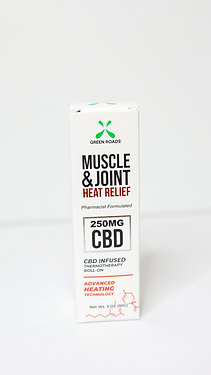 Green Roads CBD Muscle & Joint Heat Relief