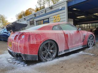 Nissan GTR PPF